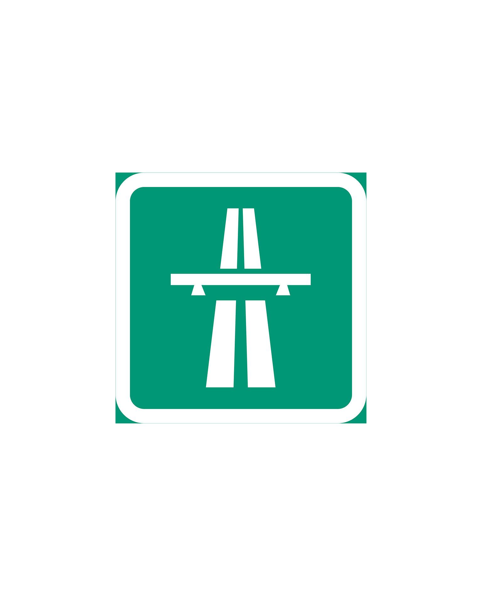 Moottoritien Tunnus